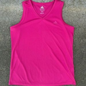 Adidas Women's Climacool Exercise Gym Tank Top M
